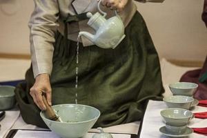 Korejský čajový rituál – online kurz...