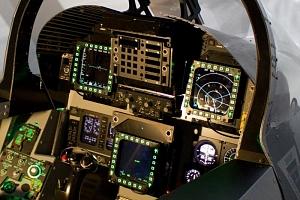 Letecký simulátor stíhačky F/A-18 Hornet...