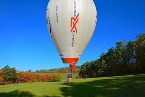 Akční let sportovním balónem pro dva...