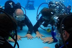 Potápěčský kurz...
