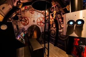 Simulátor ponorky...