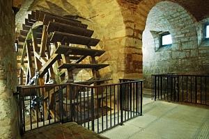 Prohlídka historického podzemí Plzně...