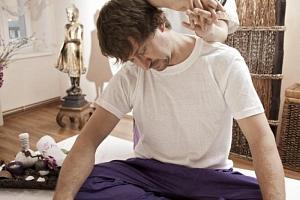 Tradiční thajská masáž...