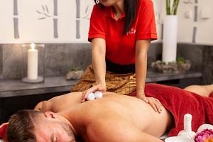 Golfová masáž...