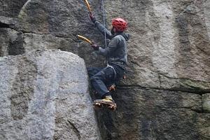 Minikurz horolezectví s mačkami a cepíny...