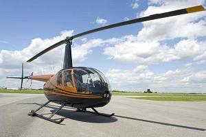 Pilotem vrtulníku na zkoušku...