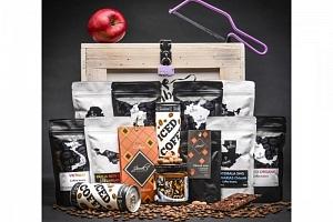 Dámská dárková truhla pro milovnice kávy...