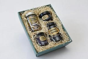 Gurmánský balíček: Černý česnek, cibule a citron...