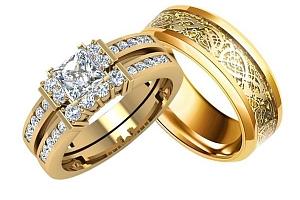 Prsten pro páry Ella a poštovné ZDARMA s dodáním do 2 dnů!...