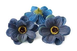 Umělé květy Daisy a poštovné ZDARMA!...