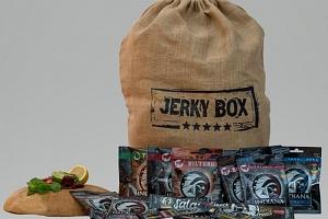 Dárkový pytel plný jerky Indiana– XL...