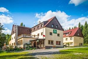 Jizerské hory: Amantis Vital Sport Hotel *** s neomezeným wellness, bazénem, sporty a polopenzí...