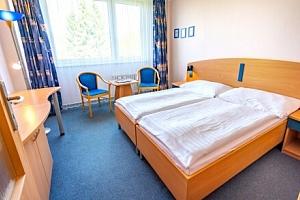 Luhačovice: Relaxační pobyt v Hotelu Harmonie *** s lázeňskými procedurami, fitness centrem a…...