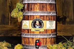 Párty soudek piva Vincenz 12: obsah 5 l...