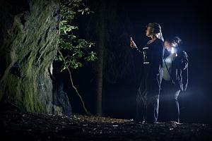 Venkovní úniková hra Lovci duchů: Zakletá stezka...