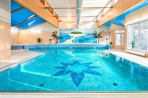 Karlovy Vary v Interhotelu Central ****: Relaxační či romantický pobyt s wellness, 3 procedurami a…...