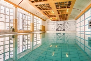 Karlovy Vary: Hotel Dvořák Spa & Wellness **** s wellness, 3 procedurami a hernou pro děti + snídaně...