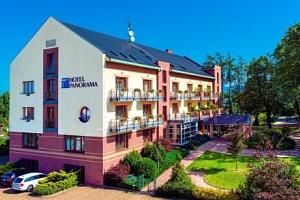 Orlické hory: Luxusní April Hotel Panorama **** s neomezeným wellness, privátní saunou či masáží a…...