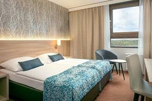Praha: Wellness či romantika v Hotelu Olšanka **** s neomezeným wellness, slavnostní večeří a…...