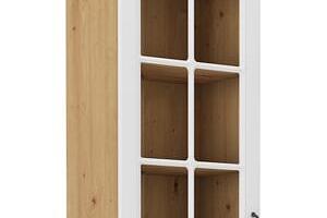 Závěsná skříňka do kuchyně prosklená 40 x 90 cm...