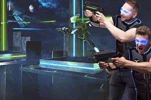 Paintball ve virtuální realitě...