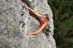 Jednodenní či dvoudenní kurz lezení včetně zapůjčení výstroje...