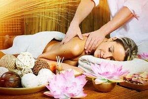 Thajská masáž zad a šíje na 30 nebo 60 minut v Ostravě...