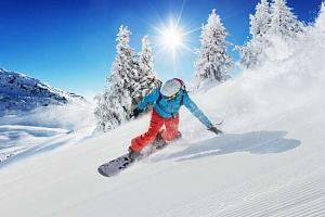 Kurz Snowboardingu v Krušných horách včetně skipasu...