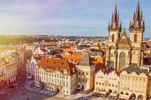 Apartmány Epifanie přímo u Staroměstského náměstí v Praze...