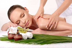 Thajská masáž v salonu Thai Saimai v Opavě na 30 nebo 60 minut...