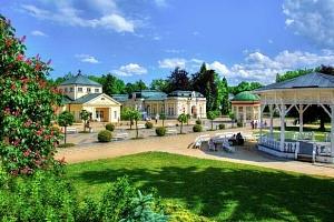 Hotel Hubert*** ve Františkových Lázních s procedurami a polopenzí pro dva...