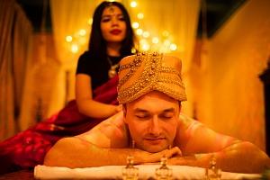 Noc se zážitkem pro pár v brněnském OROOM: Indie...