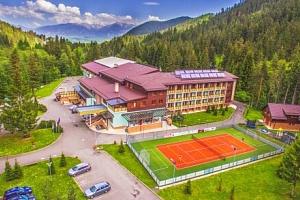 Nízké Tatry v Alexandra Wellness Hotelu *** s neomezeným wellness, bazénem, procedurami a polopenzí…...