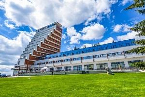 Vysoké Tatry u Štrbského Plesa v Hotelu Panorama **** s wellness, dětským světem a polopenzí + dítě…...