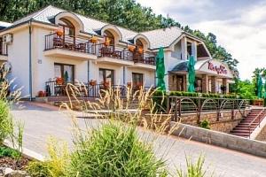 Podhájska jen 400 metrů od termálních lázní v oblíbené Rekreační chatě MeryJán s balíčkem slev a…...