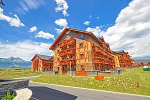 Vysoké Tatry: Tatragolf Mountain Resort **** se snídaněmi, slevou do AquaCity Poprad a vyžitím +…...