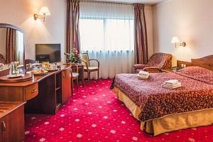 Pobyt v Krakově: Hotel Sympozjum & SPA **** s polopenzí, odpočinkem v sauně a při masáži + dítě…...