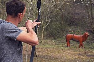 Pirátí zátoka: 3D lukostřelba pro děti i dospělé...