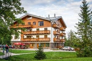 Vysoké Tatry 1 km od lanovky na Lomnický štít ve Vile Borievka *** s dárkem + dítě do 6 let zdarma...
