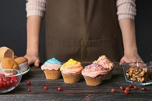Cukrářský kurz: Výroba cupcakes pro děti i dospělé...