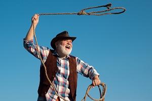 Westernový kurz lasování: laso, bolaso a trikové laso...
