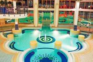 TOP pobyt na rok 2022 v lázeňském areálu: Park Inn by Radisson Sárvár **** s termálními bazény a…...