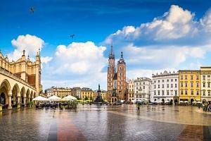 Krakov u historického centra v Hotelu Nowa Panorama *** se slevou na vstup do aquaparku i atrakce +…...