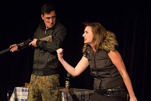 Kurz herectví: Hercem v divadle na zkoušku...