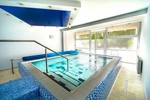 Piešťany: Relaxační pobyt v Medical Wellness Hotelu Máj *** se 3 léčebnými procedurami a polopenzí...