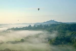 Privátní let balónem + 5 profesionálních fotek...