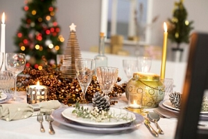 Mariánské Lázně: Vánoce a Silvestr v Hotelu Kriváň **** s polopenzí, wellness, procedurami a…...