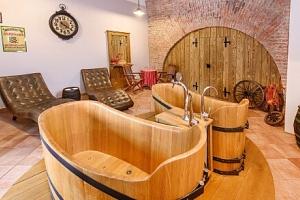 Lázně v pivovaru Poděbrady s vířivou pivní koupelí, konzumací piva a ubytováním v Penzionu Obora +…...
